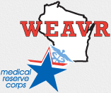 WEAVR and Medical Reserve Corps
